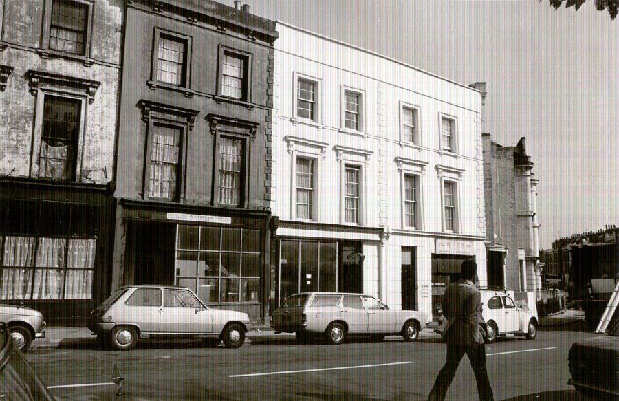 140 - 136 Gloucester Avenue, 1972