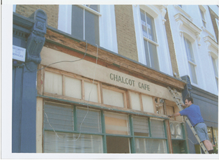 Chalcot Cafe