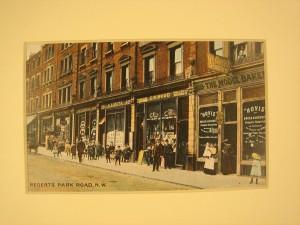 Regent's Park Road 1900