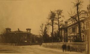 Regent's Park Road, 1900