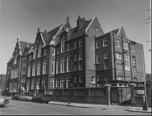 Princess Road School 1985