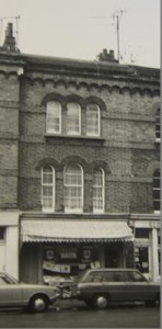 69 Gloucester Avenue 1972
