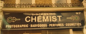 Chemist 1990s