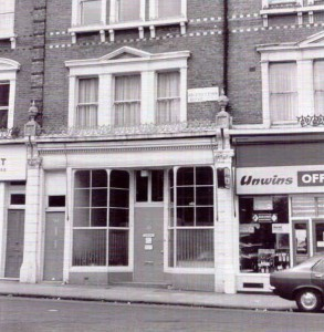 99 Regent's Park Road: Surgery, 1972