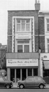 Mini Centre 69 Regent's Park Road
