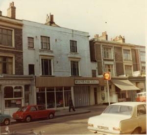 Regent's Park Road, 59-67