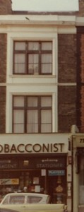 Tobacconist, 1966